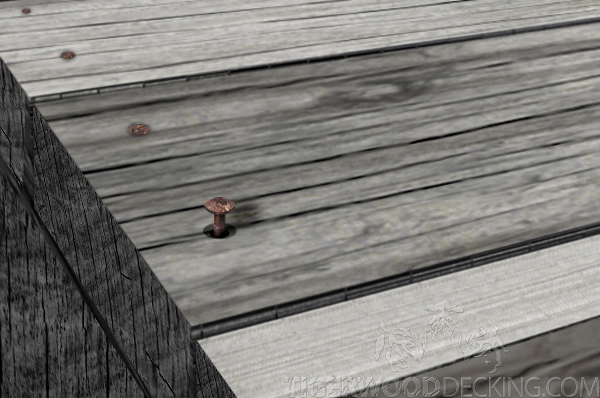 Doing an annual deck inspection can make you aware of issues such as these.